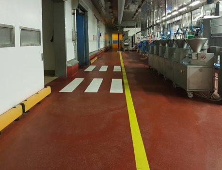 Pavimenti per industrie alimentari obbligo di autocontrollo e sistema HACCP