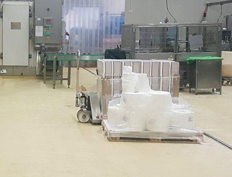 Pavimenti per aziende alimentari – HACCP
