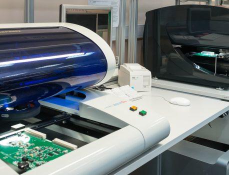 Pavimentazioni per industrie elettroniche e meccaniche di precisione