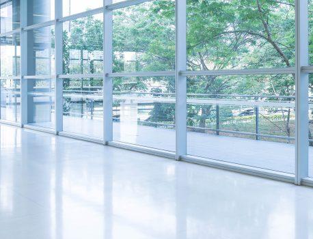 Pavimenti per grandi uffici e open space